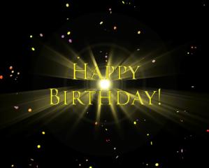 happy birthday hon...
